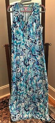 $52 • Buy Super Cute Lilly Pulitzer Maxi Dress, Size Small