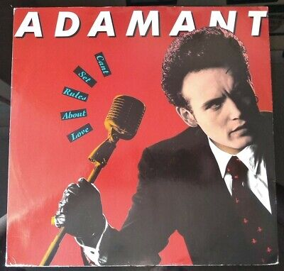 £6.95 • Buy Adam Ant Can't Set Rules About Love 3 Track 12  Vinyl Single MCAT 1404 1990