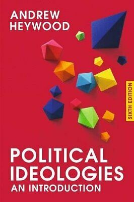 £39.62 • Buy Political Ideologies: An Introduction By Andrew Heywood (Paperback 2017) Book