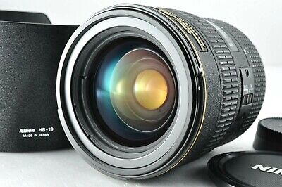 £389 • Buy [N.Mint] Nikon ED AF-S NIKKOR 28-70mm F/2.8D Lens W/Hood From Japan #832