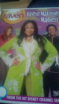 £4.95 • Buy That`s So Raven: Raven`s Makeover Madness (us Import) Dvd