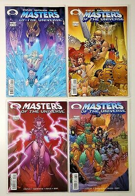 $35 • Buy Masters Of The Universe Vol 1 Issue #2 And #3 Covers A And B Image Comics 2002
