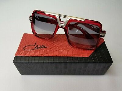 $375 • Buy Cazal Legends Mod. 664/3 Col. 004 Raspberry Silver Sunglasses Made In Germany