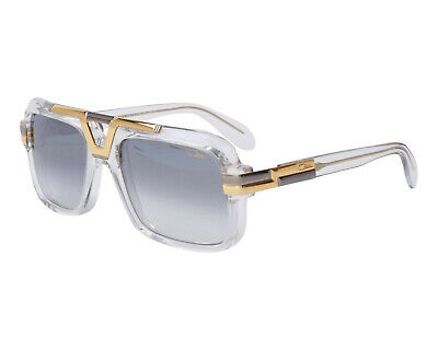 $375 • Buy Cazal Legends Mod. 664/3 Col. 003 Crystal Gold Plated Sunglasses Made In Germany