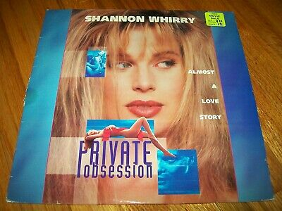 $ CDN62.93 • Buy PRIVATE OBSESSION Laserdisc LD ULTRA RARE UNRATED VERSION SHANNON WHIRRY