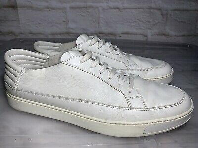 AU149 • Buy Men's Gucci Leather Low Top Sneakers Size 9 RRP $525
