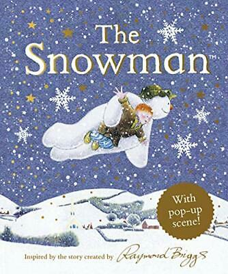 £8.24 • Buy The Snowman Pop-Up By Raymond Briggs (Hardcover 2019) New Book