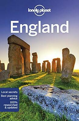 £15.06 • Buy Lonely Planet England By Damian Harper Fionn Davenport Oliver Berry Marc Di Duca