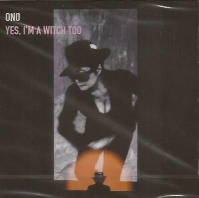 £4.50 • Buy Yoko Ono - Yes, I'm A Witch Too (CD) NEW/SEALED
