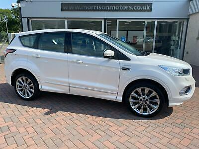 £22995 • Buy Ford Kuga Vignale 2.0TDCi 180 AWD Auto Hatchback Diesel Automatic