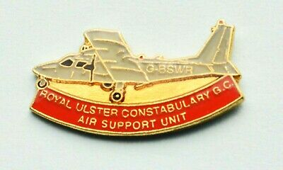 £2 • Buy RUC Royal Ulster Constabulary G.C. AIR SUPPORT UNIT Police Tie Pin Badge PSNI