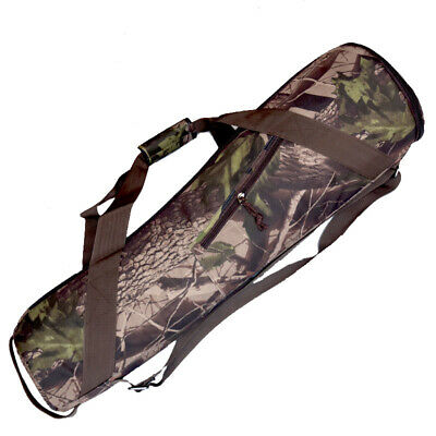 £25.90 • Buy Camouflage 80cm Padded Camera Tripod Carry Bag Light Stand Cases For Manfrotto