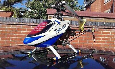 £325 • Buy Align Trex 500 Helicopter With 2x 5000mah Lipos