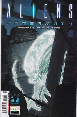 £5.99 • Buy ALIENS: AFTERMATH (2021) #1 - New Bagged