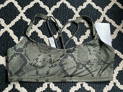 $ CDN67.98 • Buy Lululemon NEW With TAG Most Popular HARD-TO-FIND Free To Be Bra Size 12 GRAB IT