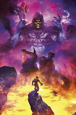 $3.19 • Buy Masters Of The Universe Revelation #2 (Of 4)