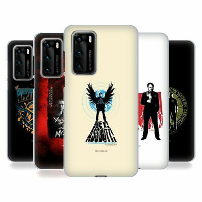 £14.95 • Buy Official Supernatural Graphic Soft Gel Case For Huawei Phones 4