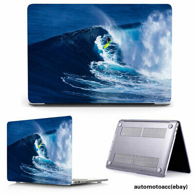 $19.99 • Buy 2in1 Surfer Sea Views Hard Cover For Macbook Pro Air 11 12 13 15 16 Inch M1 Case