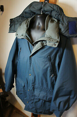 $165 • Buy NEW Vintage LL BEAN Maine Warden's 3-in-1 Parka  Goose Down Gore-Tex Jacket  O80