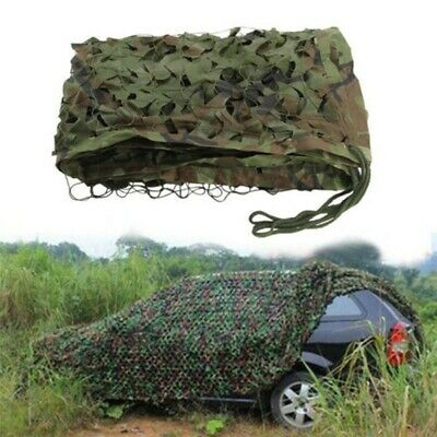 $22.30 • Buy Net Netting Camping Military Shade Cover Shelter Photography Camouflage