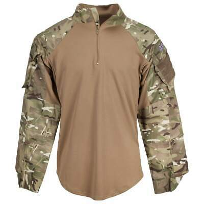 £22.95 • Buy New - British Army MTP UBACS Shirt Coyote Under Body Armour Combat Shirt