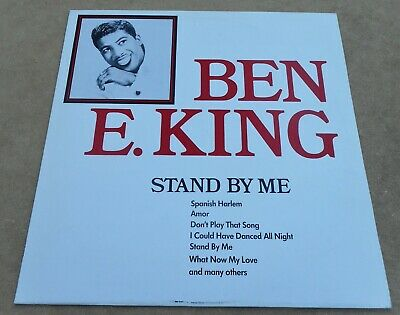 £6.50 • Buy Ben E King: Stand By Me Flashback Records 34045 Vinyl LP German Pressing