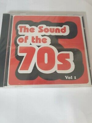 £5 • Buy Cd - The Sound Of The 70s Vol 1 (19 Tracks) - New/sealed