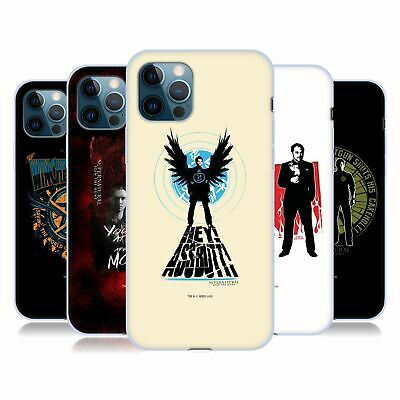 £13.06 • Buy OFFICIAL SUPERNATURAL GRAPHIC GEL CASE FOR APPLE IPHONE PHONES