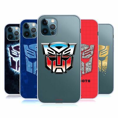 £13.08 • Buy OFFICIAL TRANSFORMERS AUTOBOTS LOGO ART GEL CASE FOR APPLE IPHONE PHONES