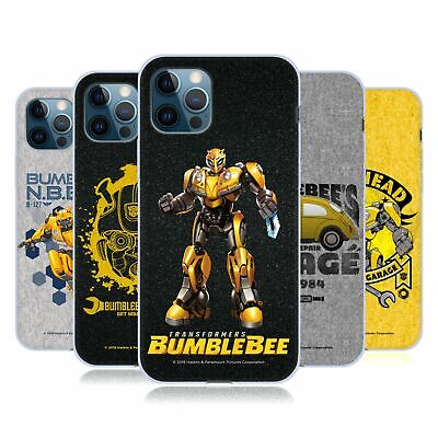 £13.08 • Buy OFFICIAL TRANSFORMERS BUMBLEBEE MOVIE GRAPHICS GEL CASE FOR APPLE IPHONE PHONES