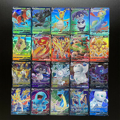 £9.49 • Buy 200/100x Pokemon Cards Bundle Whit / GX BOX Or VMAX GUARANTEED-NEW&OLD SETS Gift