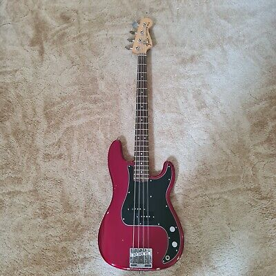 £1350 • Buy Fender Signature Nate Mendel P Bass (Owned By Scott Devine) /with Hard Case