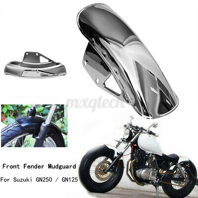 £16.49 • Buy NEW Motorcycle Front Fender Mudguard Fairing Mud Guard For Suzuki GN125 GN250