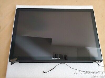 $45 • Buy Apple MacBook Pro 15  A1286 Mid 2010 LED LCD SCREEN COMPLETE ASSEMBLY Grade A