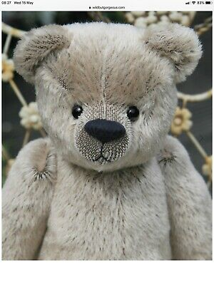 """£55 • Buy Teddy Bear Making Sewing Kit For 15"""" Traditional, Jointed, Mohair Bear"""