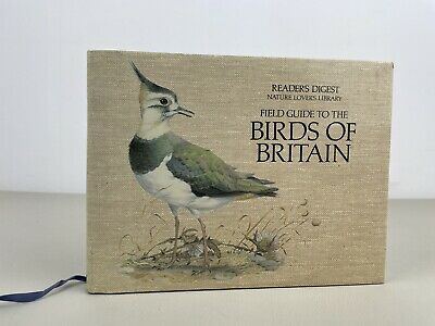 £7 • Buy Readers Digest Nature Lovers Library Field Guide To The Birds Of Britain G63
