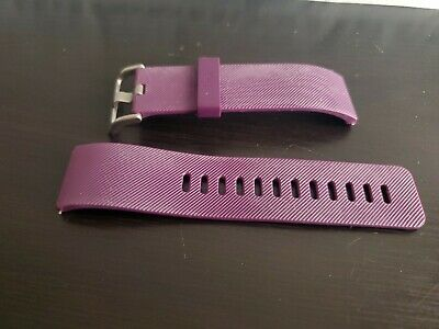 $ CDN2.51 • Buy Replacement Silicone Rubber Band Strap Wristband Bracelet For Fitbit Blaze Large
