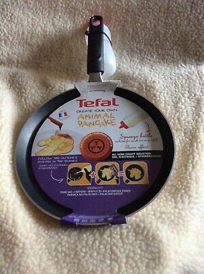 £19.50 • Buy TEFAL - UNICORN Limited Edition Pancake/ Crepe Pan.25cm. Brand New With Bottle.