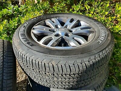 AU750 • Buy Ford Everest Or Ranger Wheels With Near New Tyres