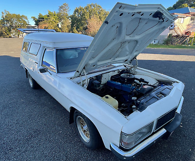 AU22500 • Buy Holden WB Commercial Panelvan 1982 6cyl Auto