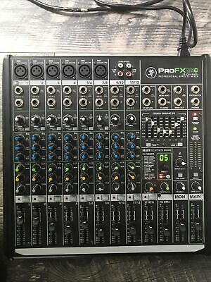 $289 • Buy Mackie ProFX12v2 Pro Effects Mixer With USB