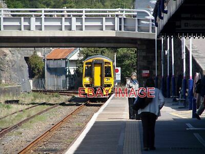 £1.50 • Buy Photo  Class 158 Unit 18722 At Kyle Of Lochalsh Railway Station A Train From Inv