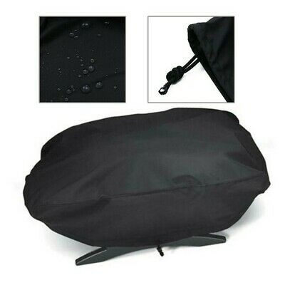 $ CDN15.63 • Buy Sun Grill Cover UV Waterproof 7110 Black Cover For Weber Grill Portable