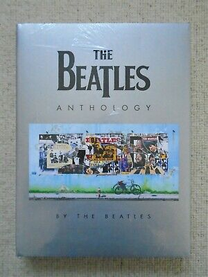 £25 • Buy The Beatles Anthology Book (2000) Rare New & Sealed Hardcover 1st Edition