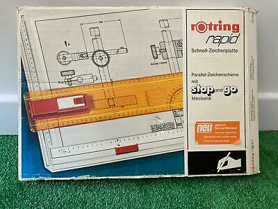 £34.99 • Buy Rotring Rapid A3 Drawing Board Art. 522403 Used In Box