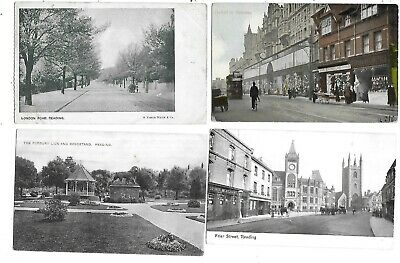 £14.99 • Buy READING Lot 22 Mainly Early Berkshire Postcard