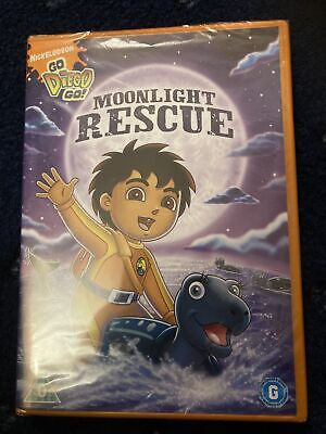 £4.99 • Buy Go Diego Go - Moonlight Rescue Dvd - Brand New & Factory Sealed