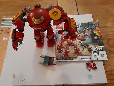 £8 • Buy Lego Marvel Avengers Set 76164  Hulkbuster   Only , With Instructions