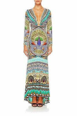 AU350 • Buy Brand New With Tags Stunning Camilla 'The King & I' Goddess Dress