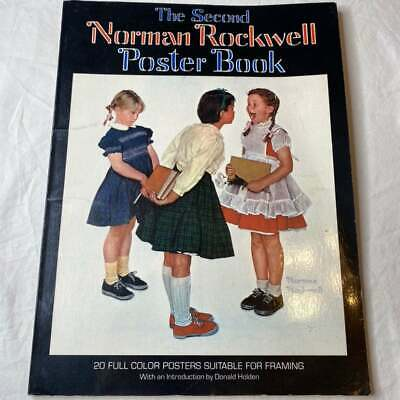 $ CDN22.65 • Buy The Norman Rockwell Poster Book 1977